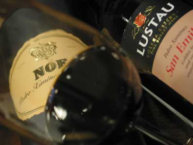 Forget the grannies, drink sherry